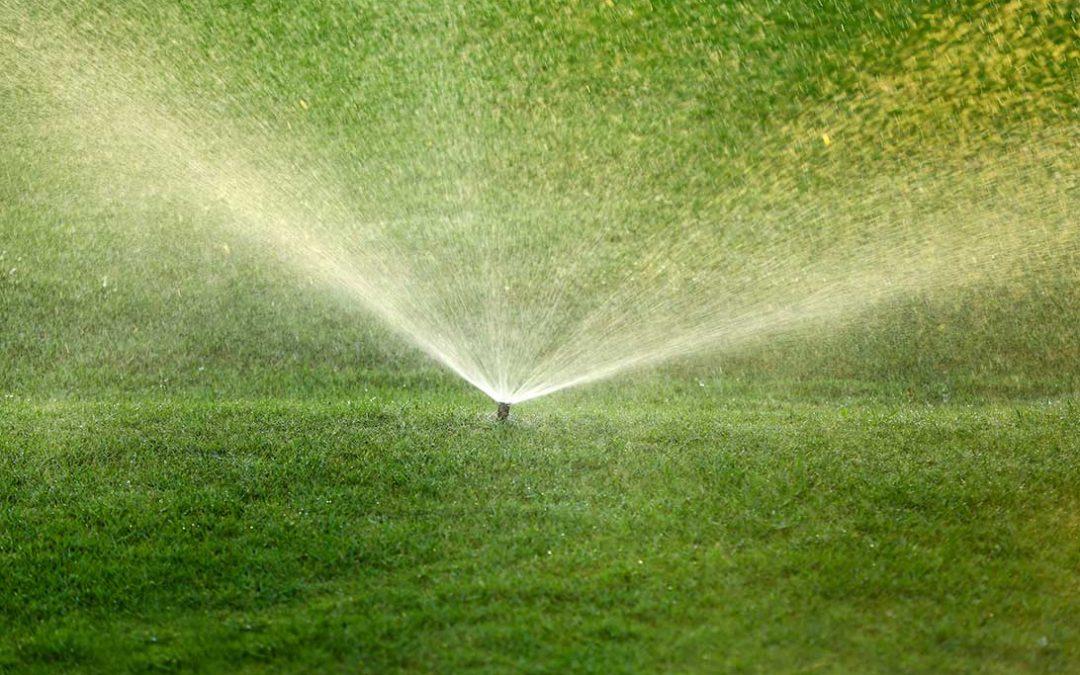 irrigatori statici e dinamici