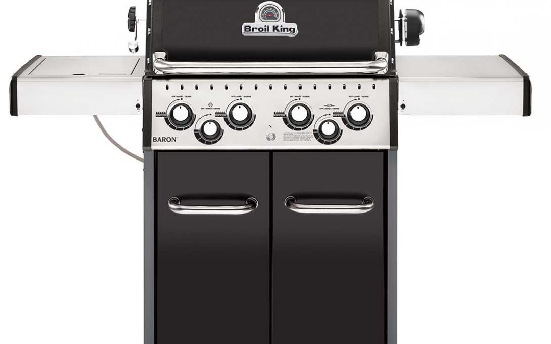 Baron 490 Barbecue Broil King