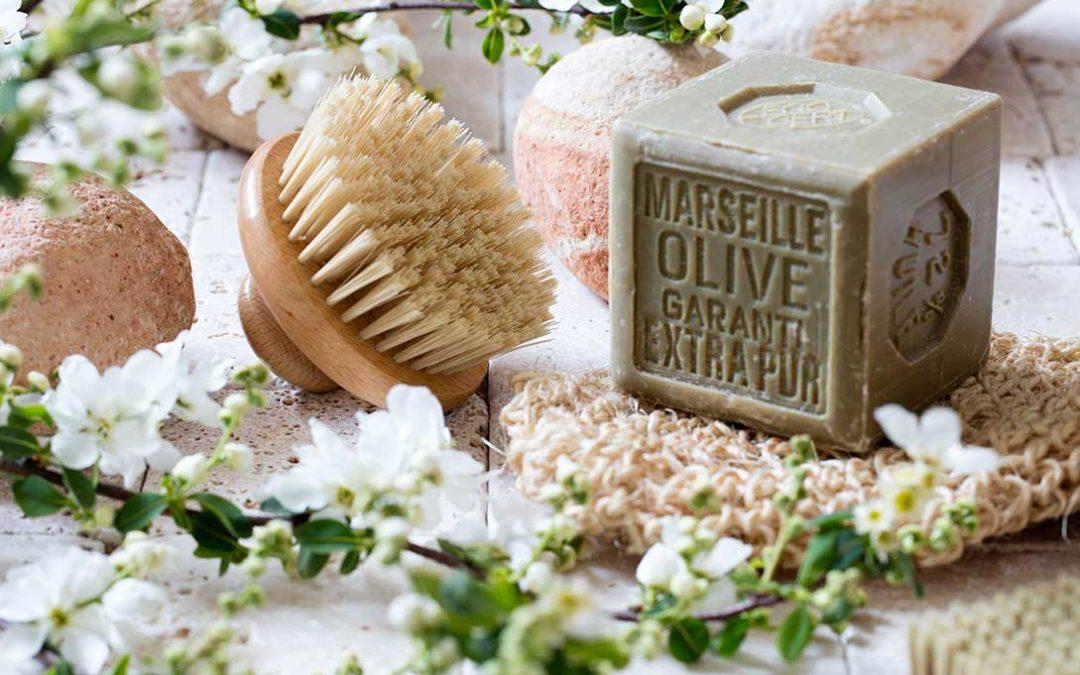 detergenti ecologici e cosmetici naturali