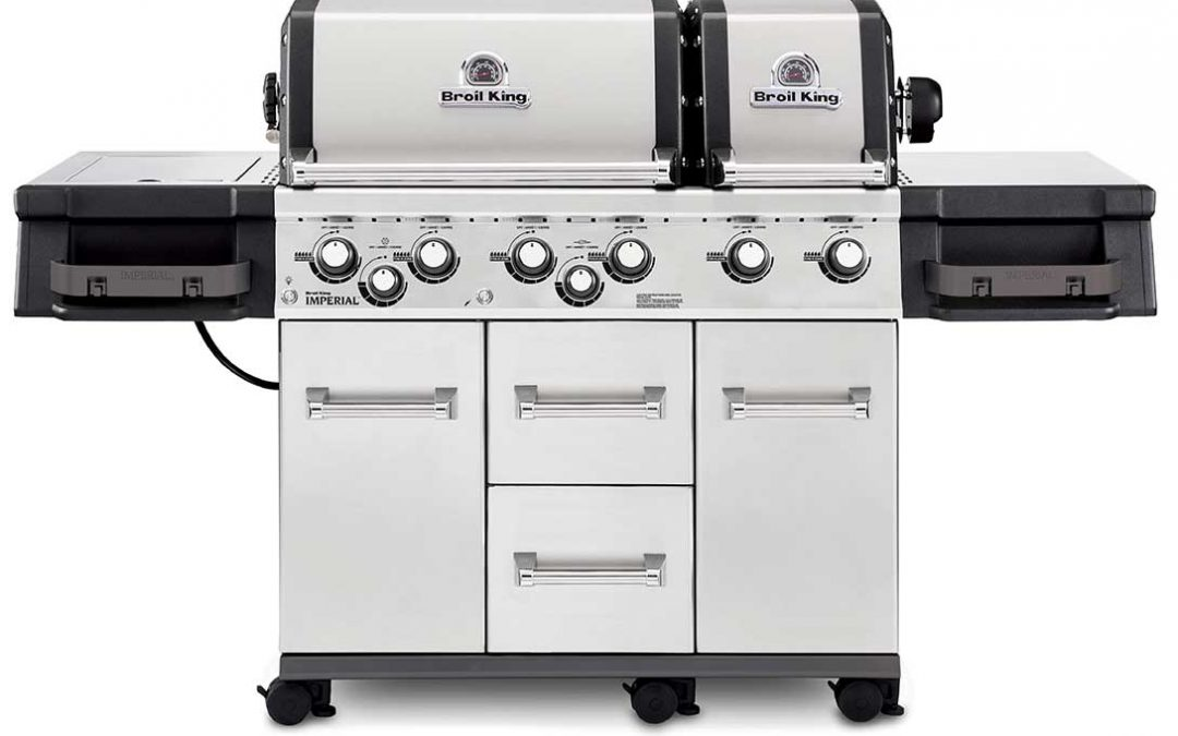 imperial xls 690 pro broil king barbecue