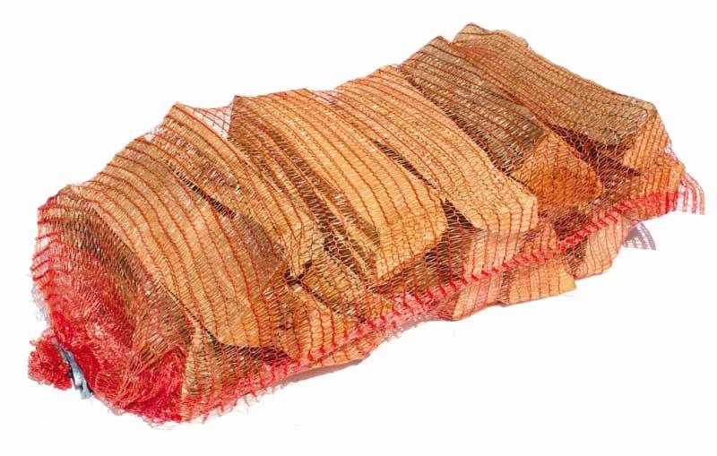 legna da ardere in sacchi